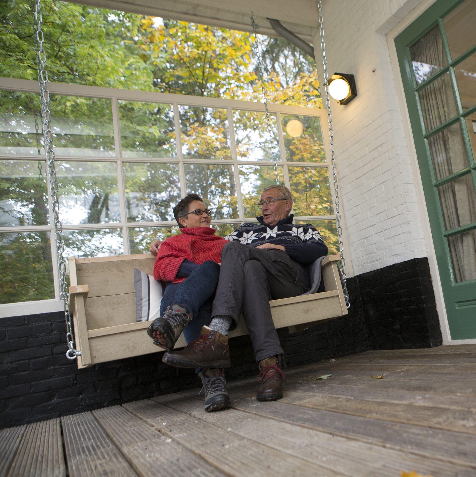 2- personen bungalow
