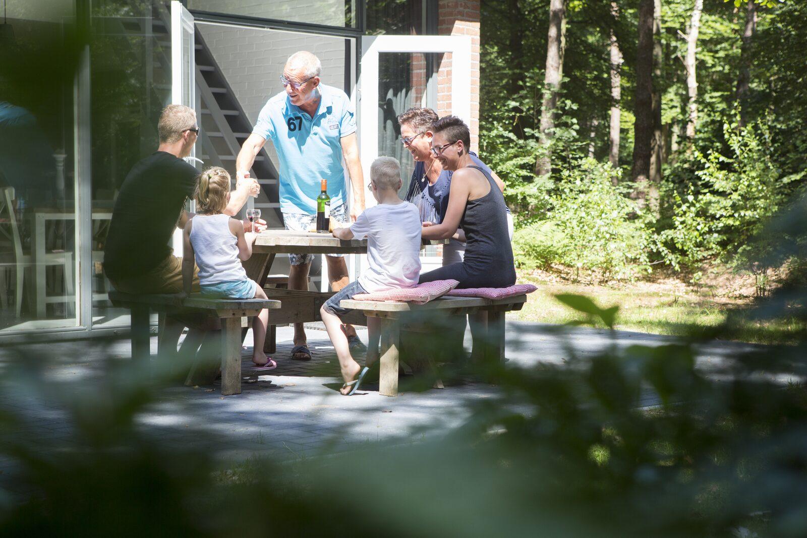 6- personen bungalow