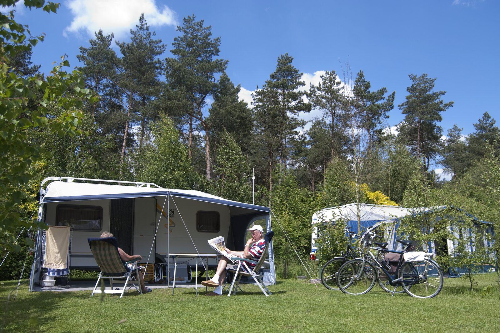 Camping-pakete