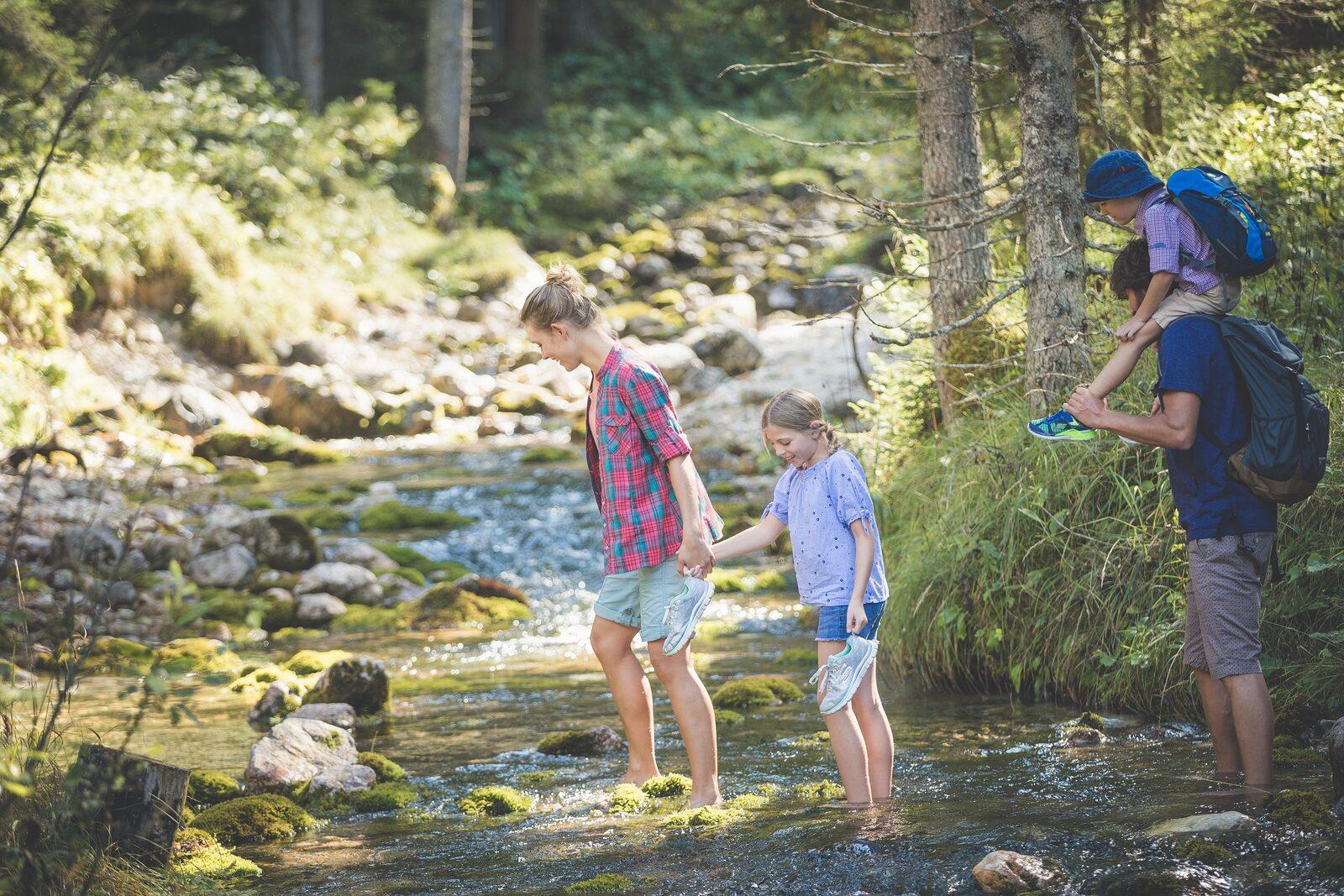 De 5 leukste zomeractiviteiten met kids in de Zugspitz Arena