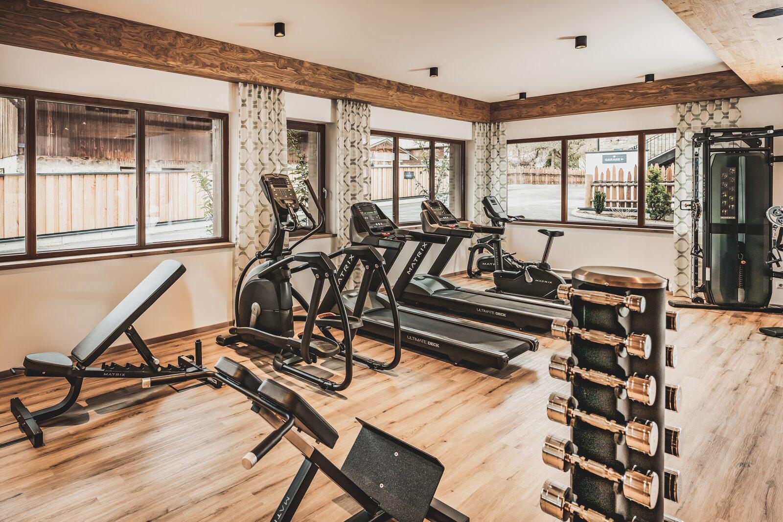 Fitness PURE ResortEhrwald