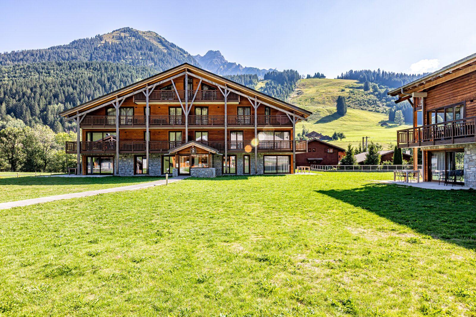 Träumen Sie auch von einem Urlaub in den französischen Alpen?