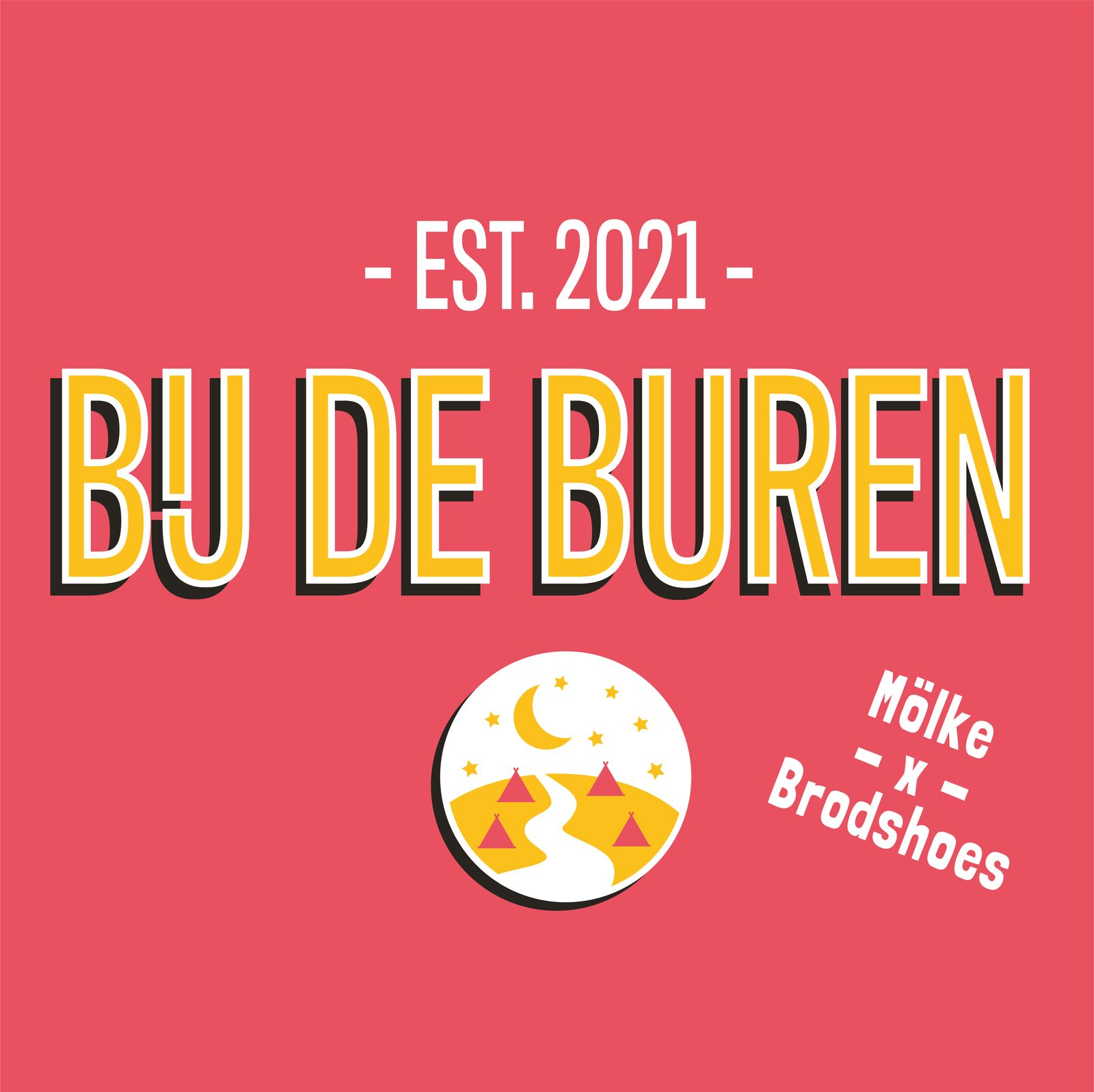Logo pop-up restaurant