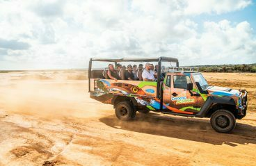 Jeep and Beach Adventure – West Edition