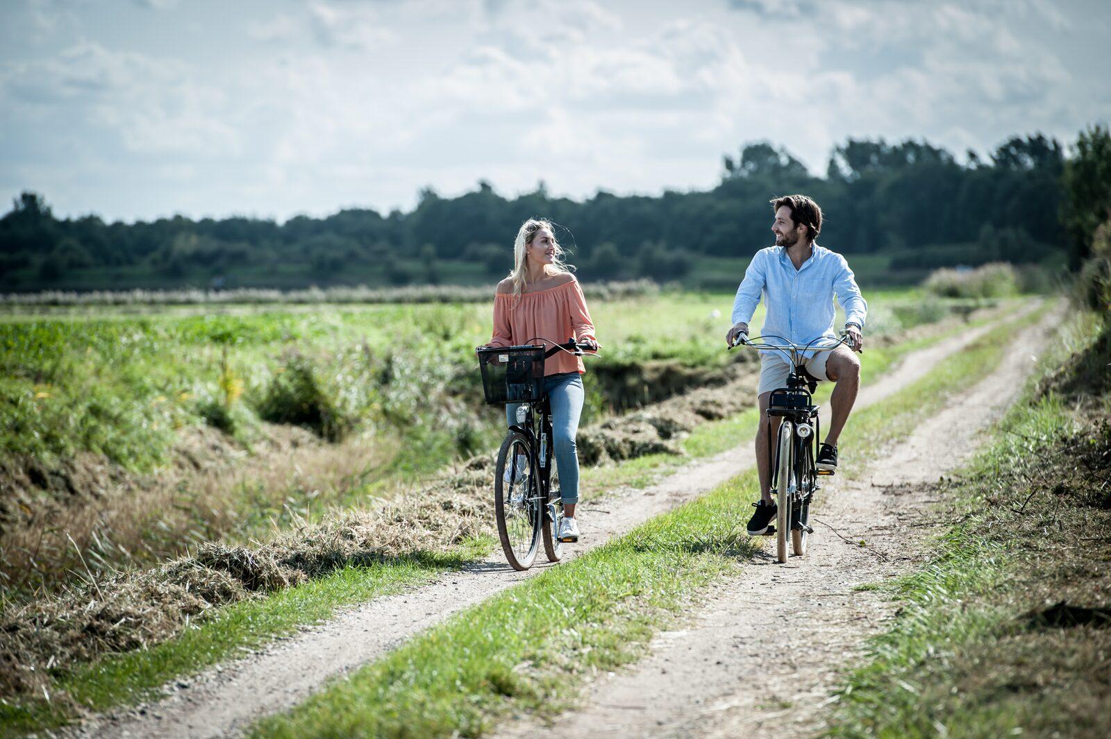 Vakantie fietsen Zeeland