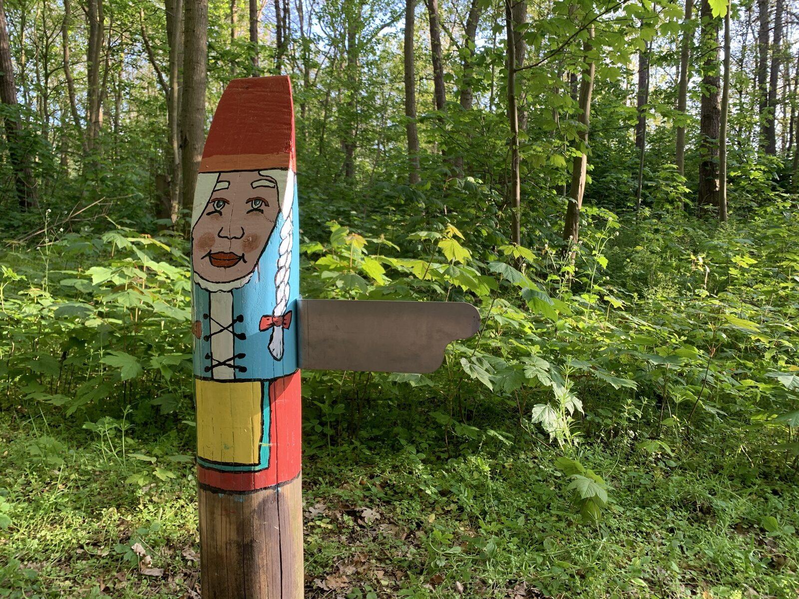 Gnome-Trail