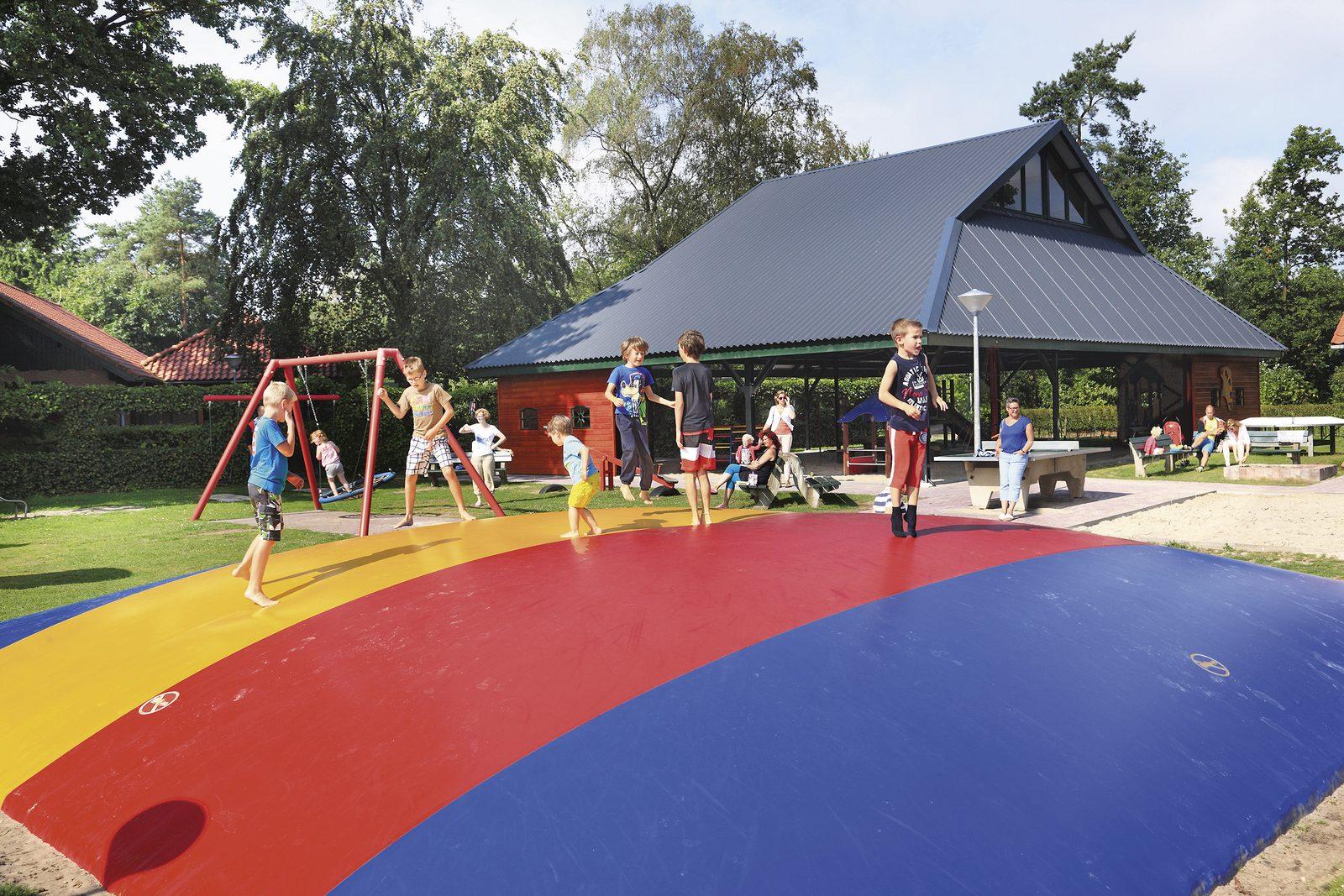 Large playground