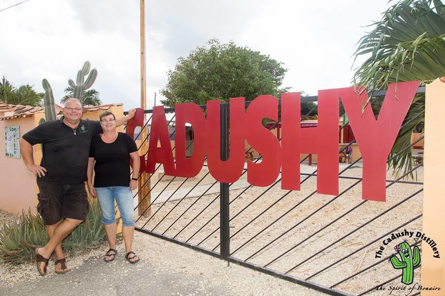 La distillerie Cadushy