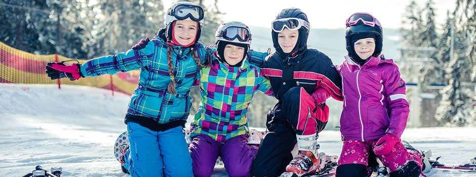 Skiareál Lipno