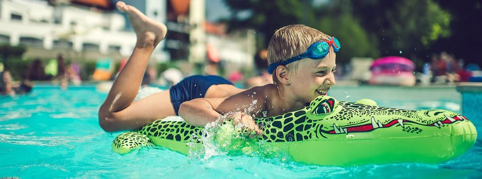 Bazén Lipno Lake Resort