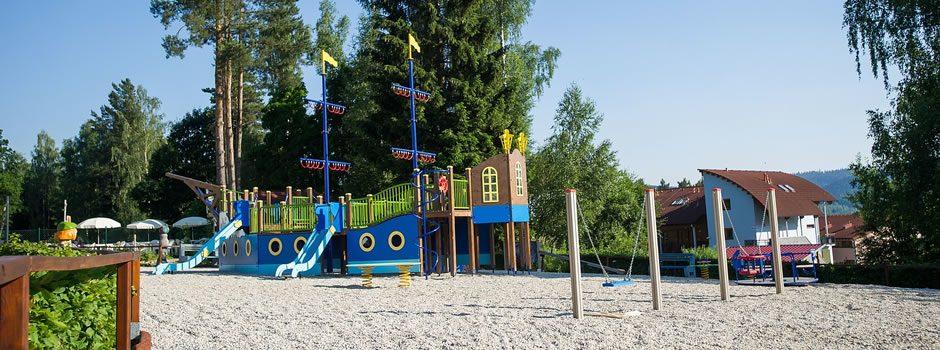 Dětské sportovní hřiště