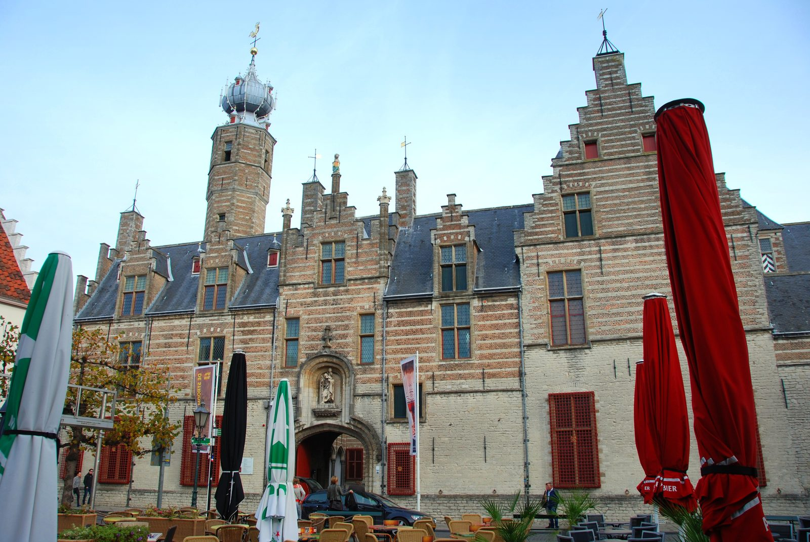 Museums in nearby towns