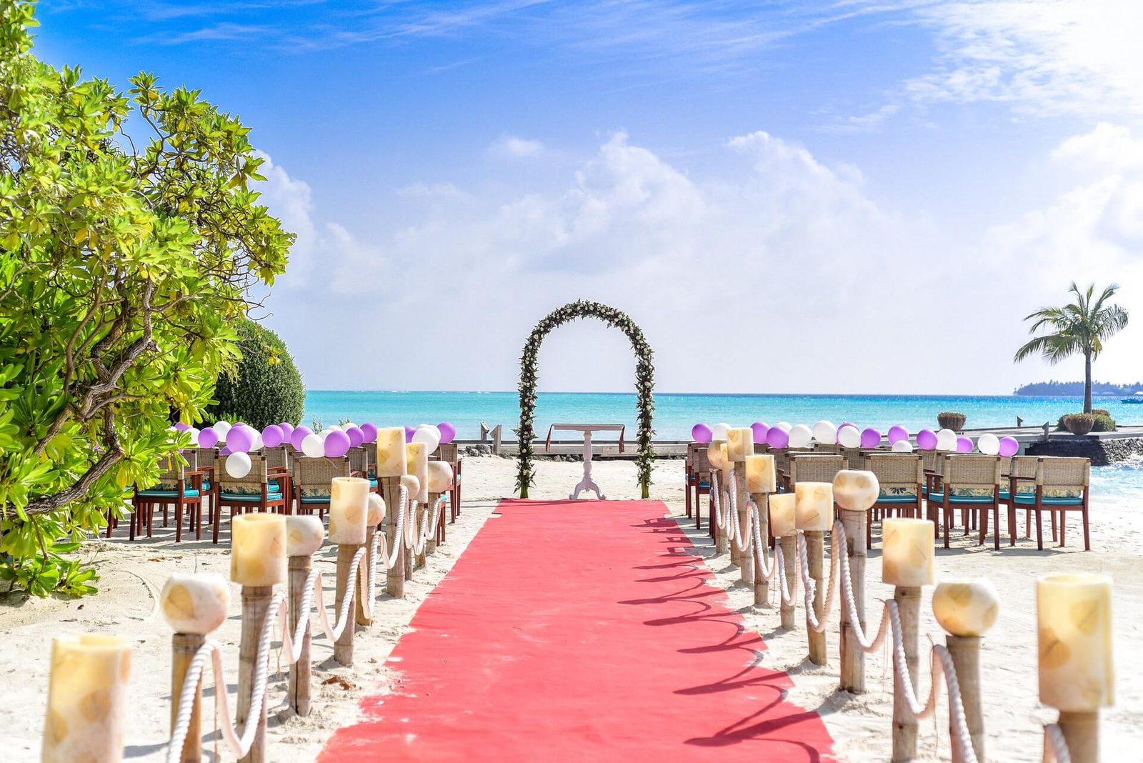 Mariage à Bonaire