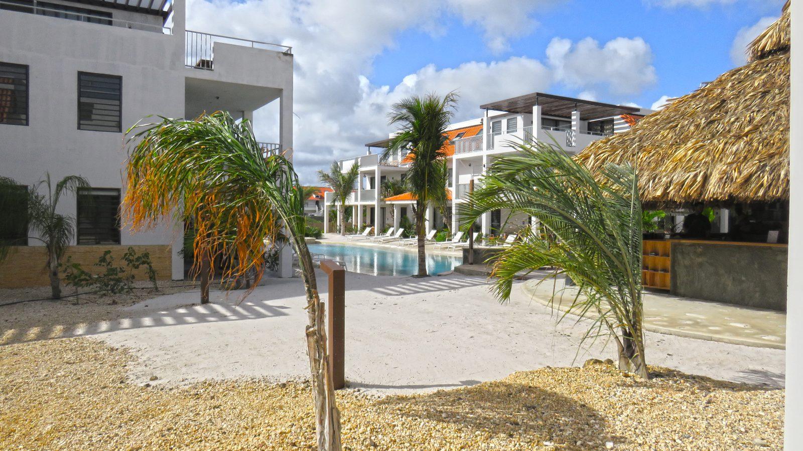 Vous recherchez un hébergement à Bonaire? Jetez un coup d'œil aux logements disponibles dans notre complexe. Des appartements luxueux, adaptés aux familles avec enfants et équipés d'un grand confort pour votre plus grand plaisir!