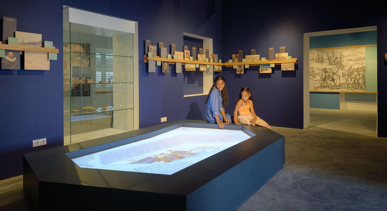 Le musée Terramar