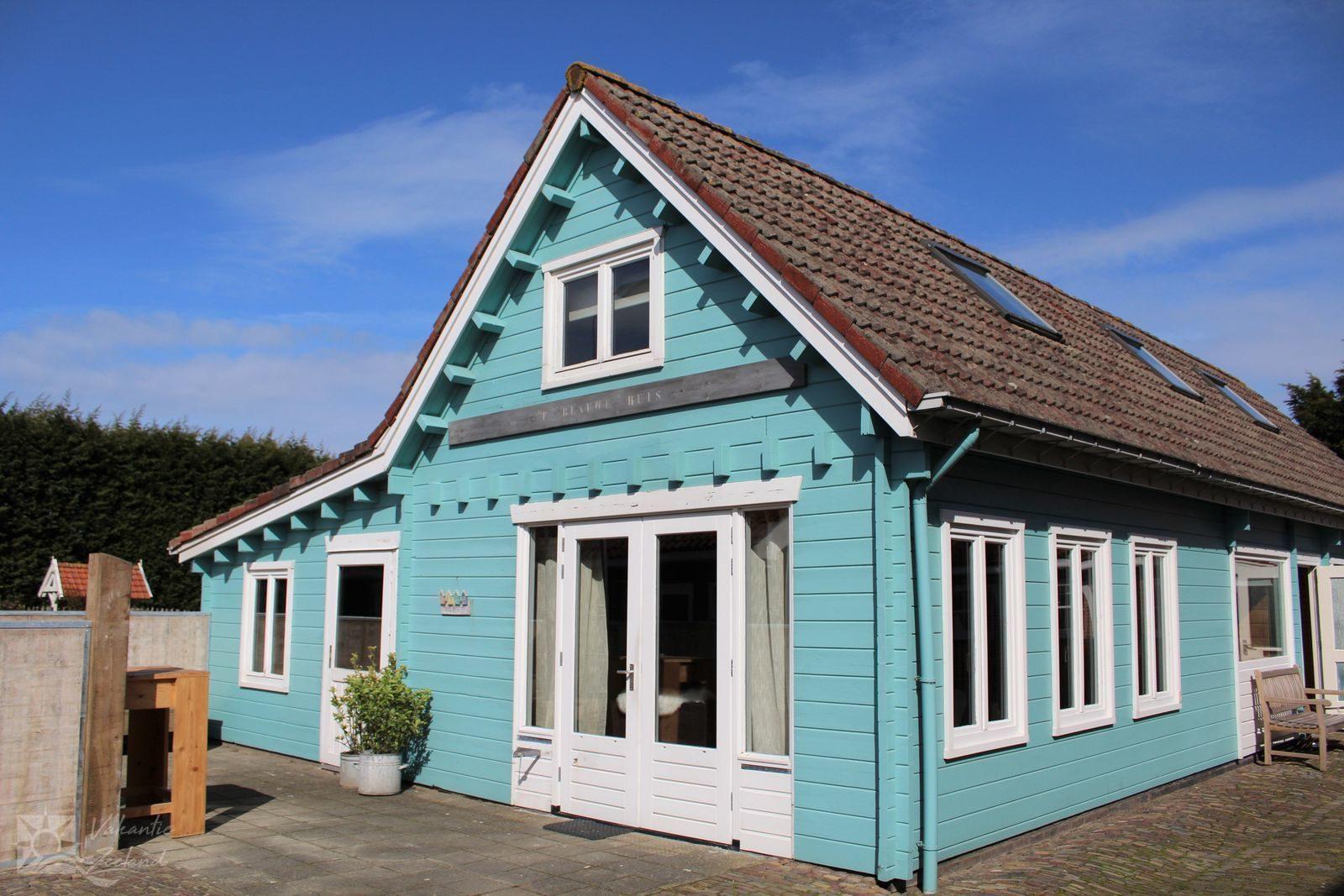 Large holiday home Zeeland