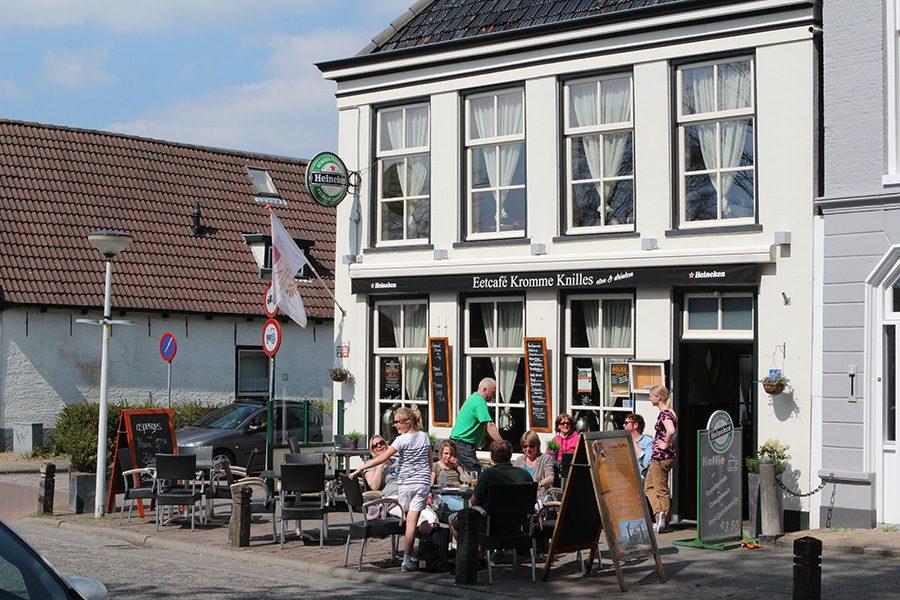Cafe Kromme Knilles
