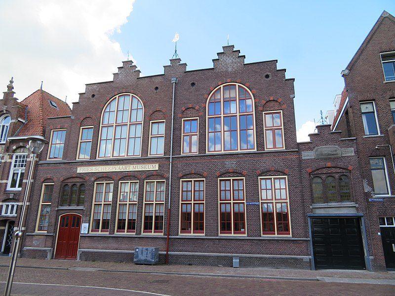 Frisian shipping museum – Sneek