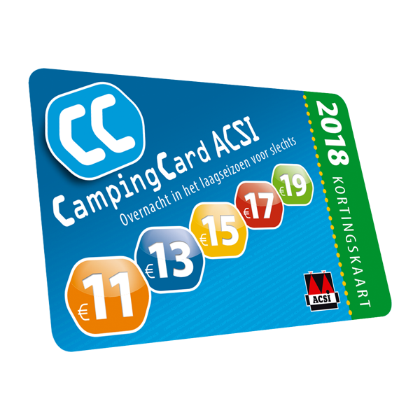 De ACSI en ANWB Camping Key