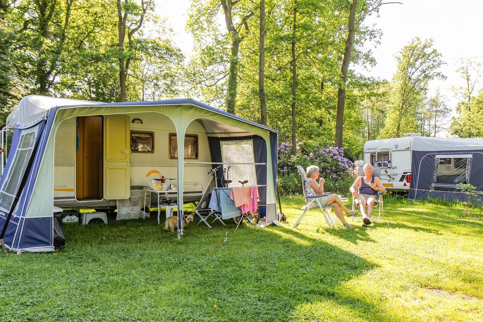 50-plus camping Overijssel