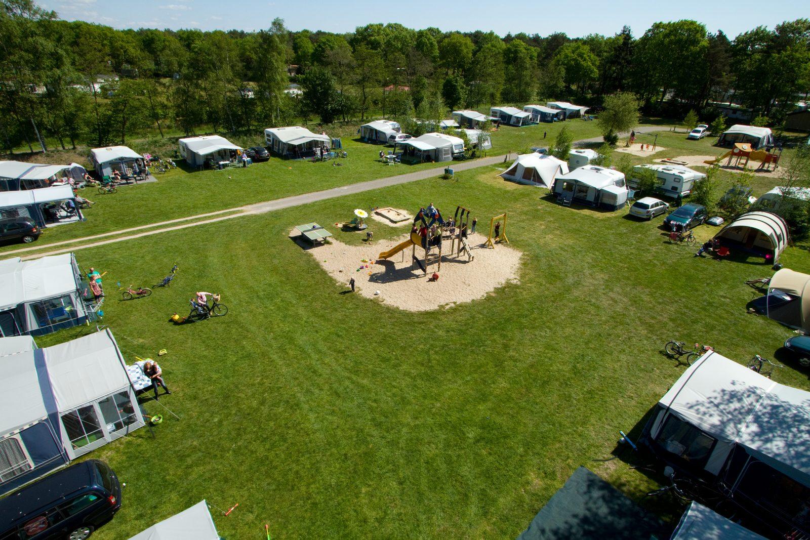 Campsite in Overijssel