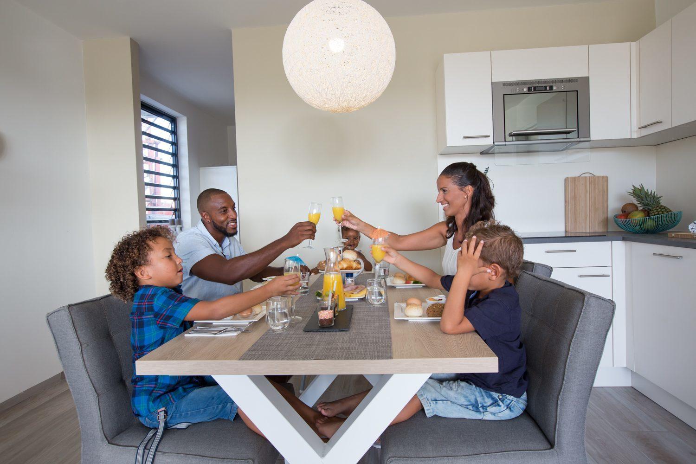 Vacances sur l'île de Bonaire avec les enfants