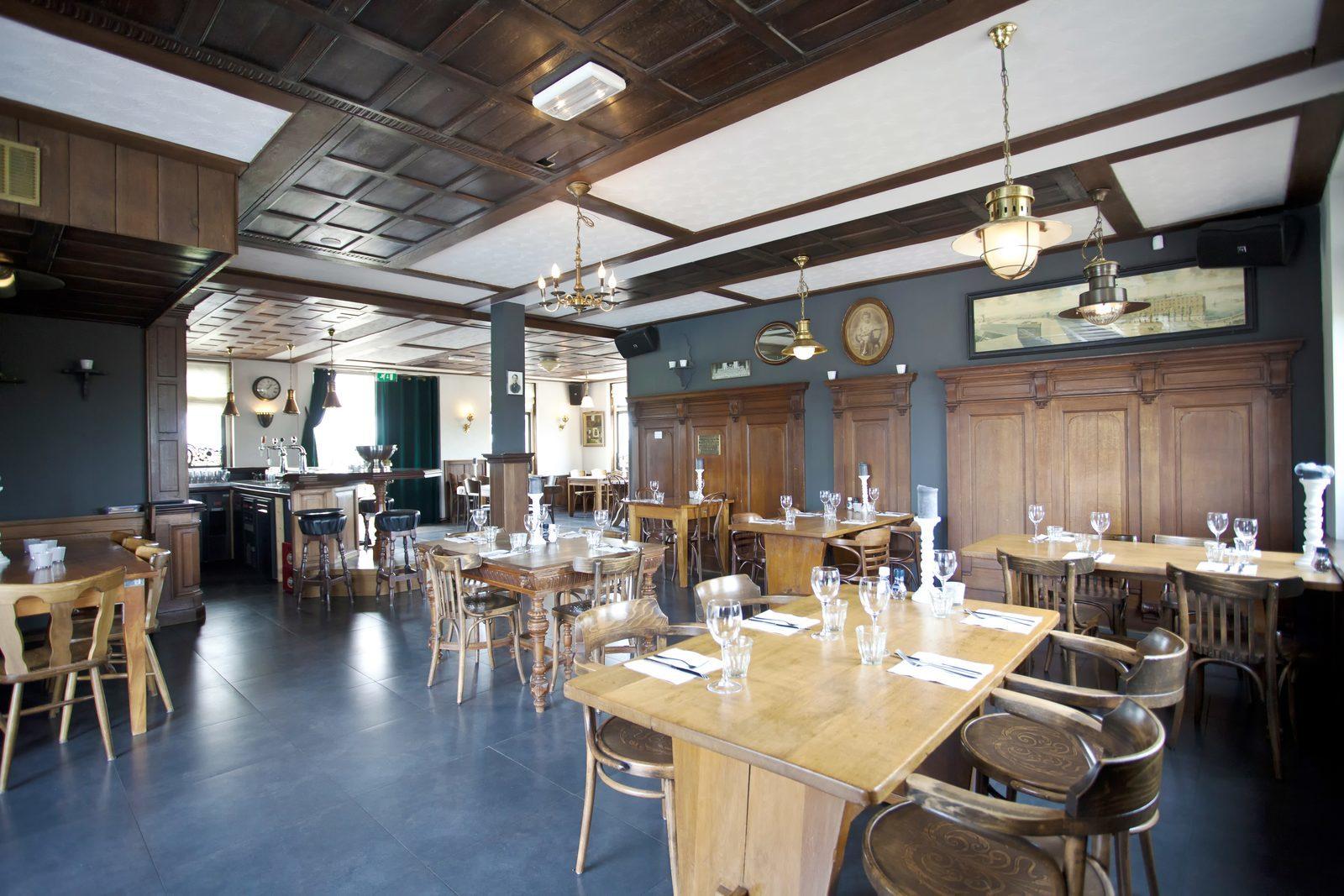 Restaurant agréable