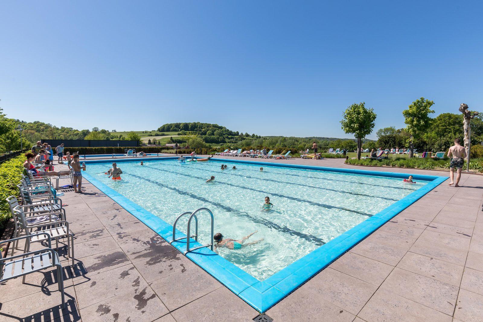 Vakantiepark Nederland met zwembad