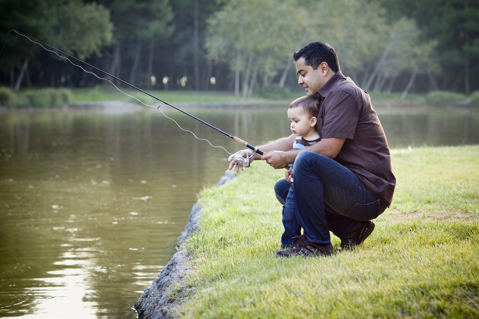 Possibilités de pêche