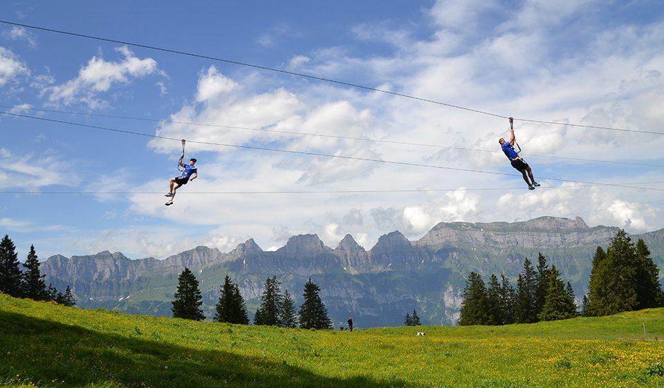 flyingCLiiMBER & CLiiMBERwall