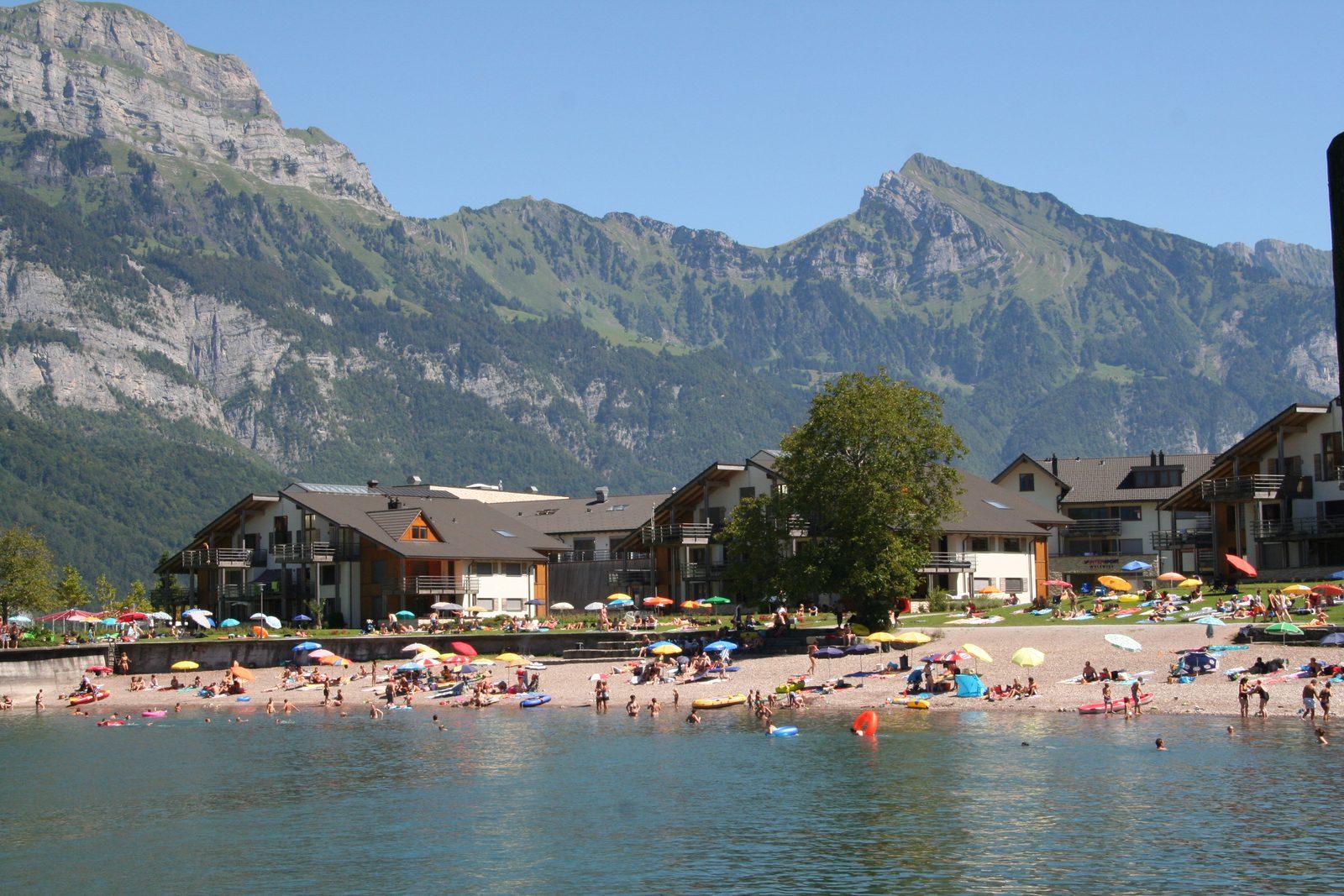 Beach Resort Walensee