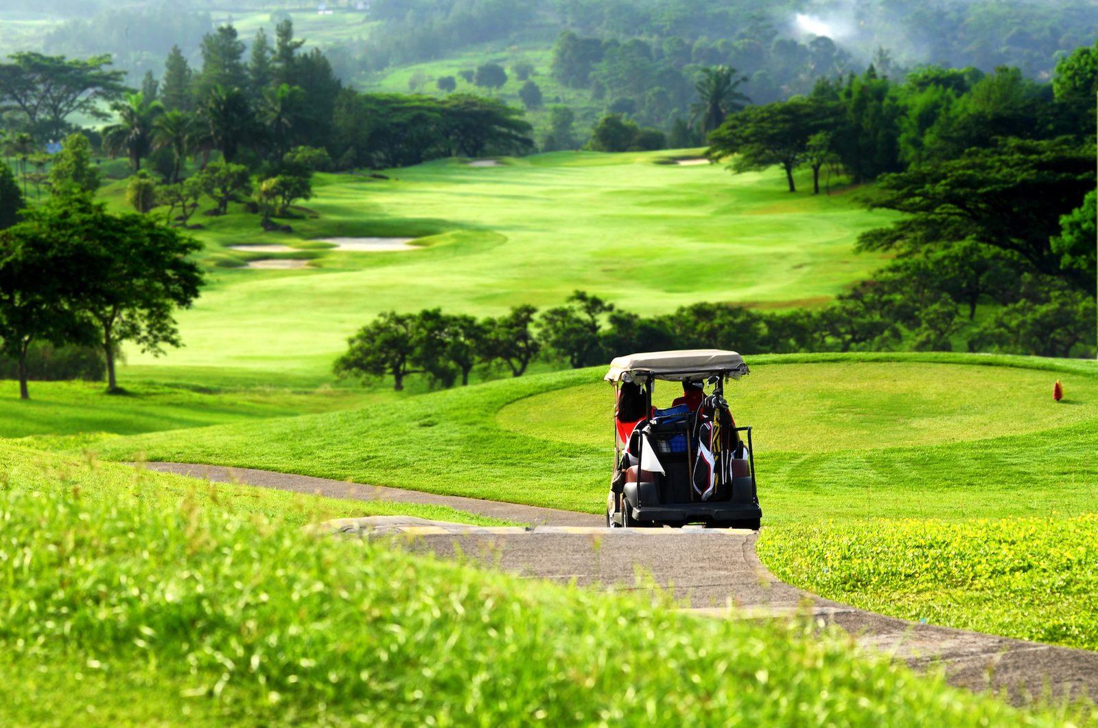 Von Ihrem Apartment im Resort Walensee, Region Heidiland in der Schweiz, erreichen Sie den berühmten Golfplatz des Golfclub Bad Ragaz innerhalb von 20 Minuten.