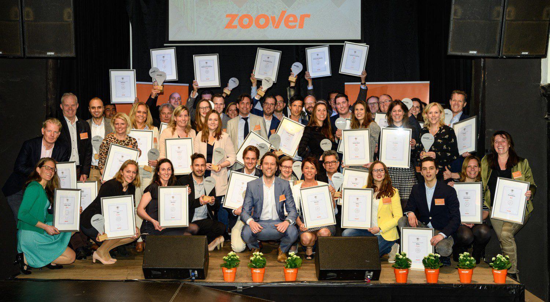 TopParken opnieuw genomineerd voor een Zoover Award!