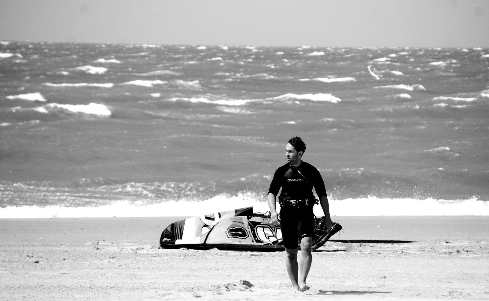 Water sports in Zeeland