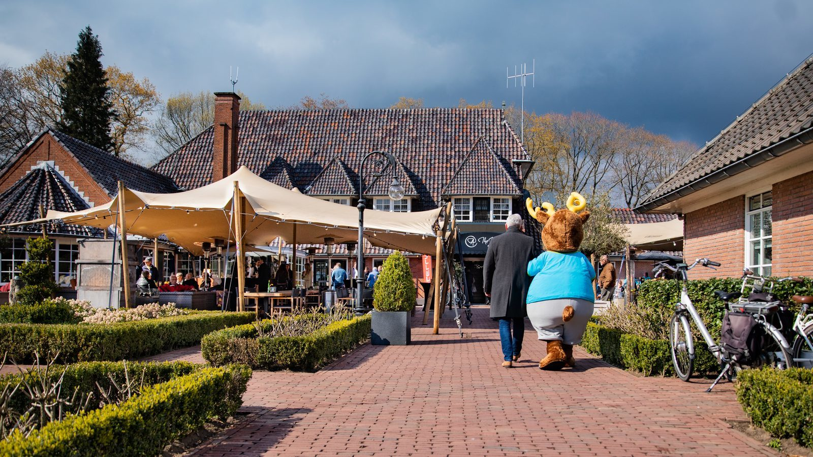 Restaurant @thePark Asia geopend op Landgoed de Scheleberg