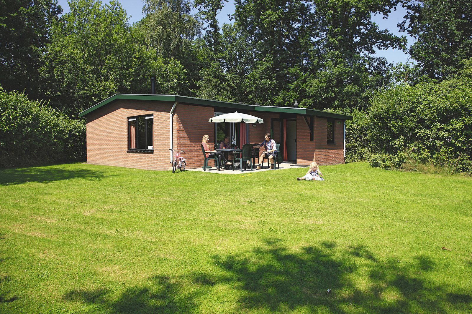 Holiday home Overijssel six persons