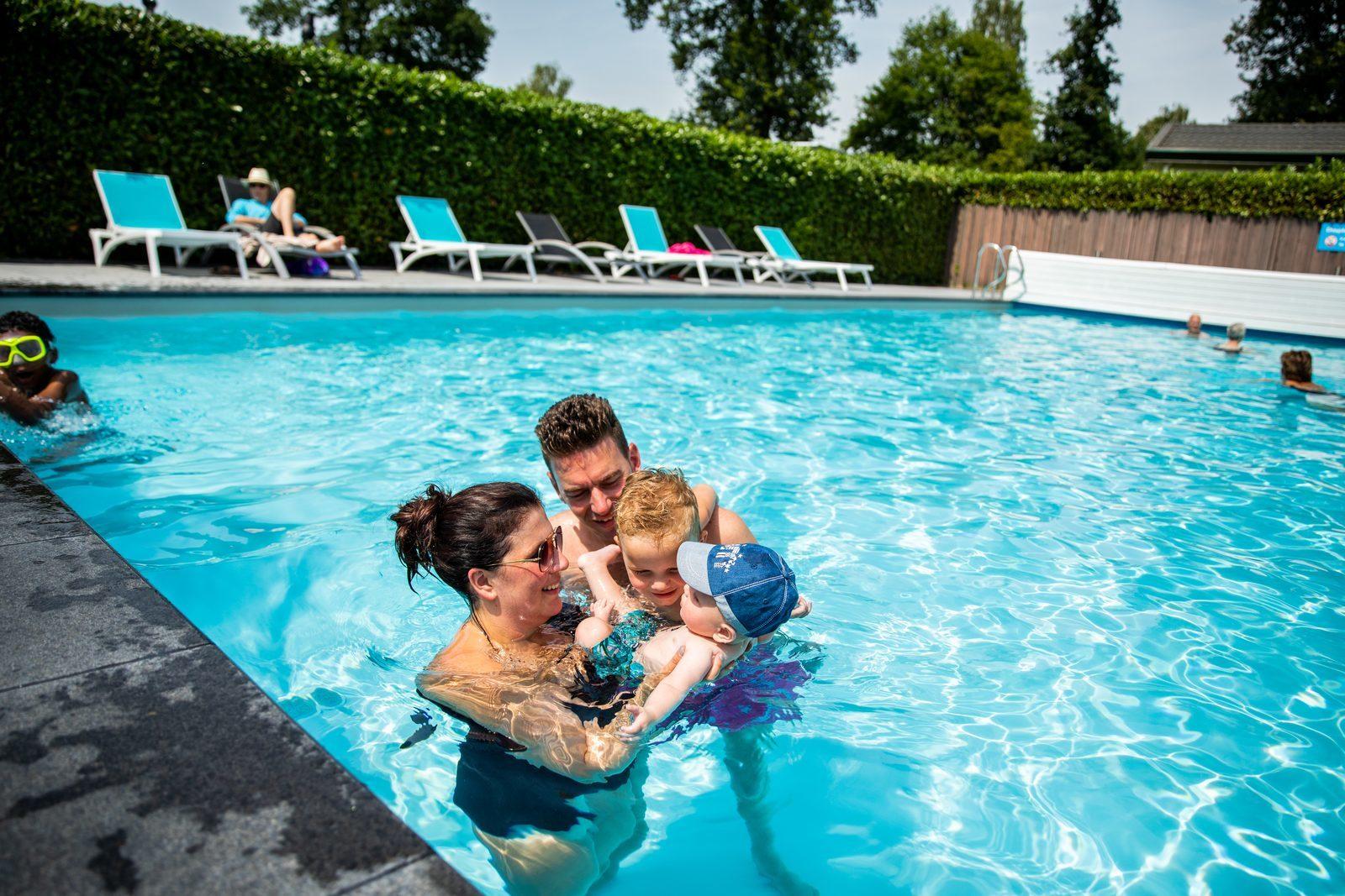 Zwembaden TopParken geopend!