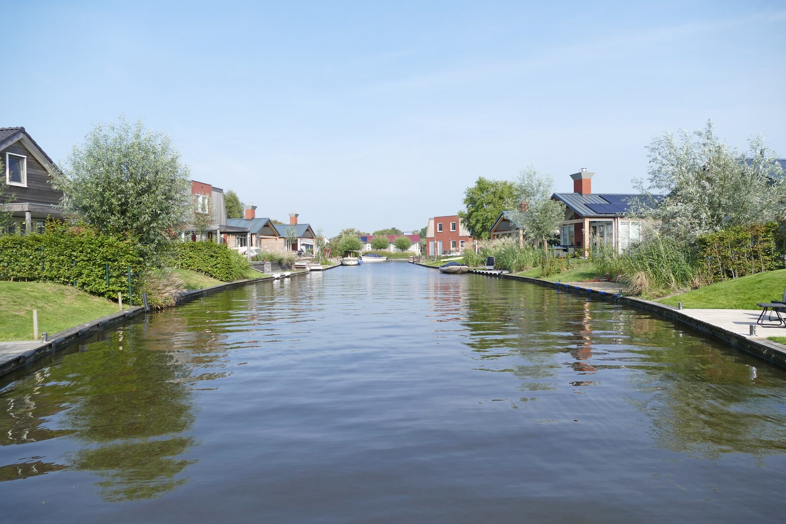 Tusken de Marren - Holiday park in Frisia