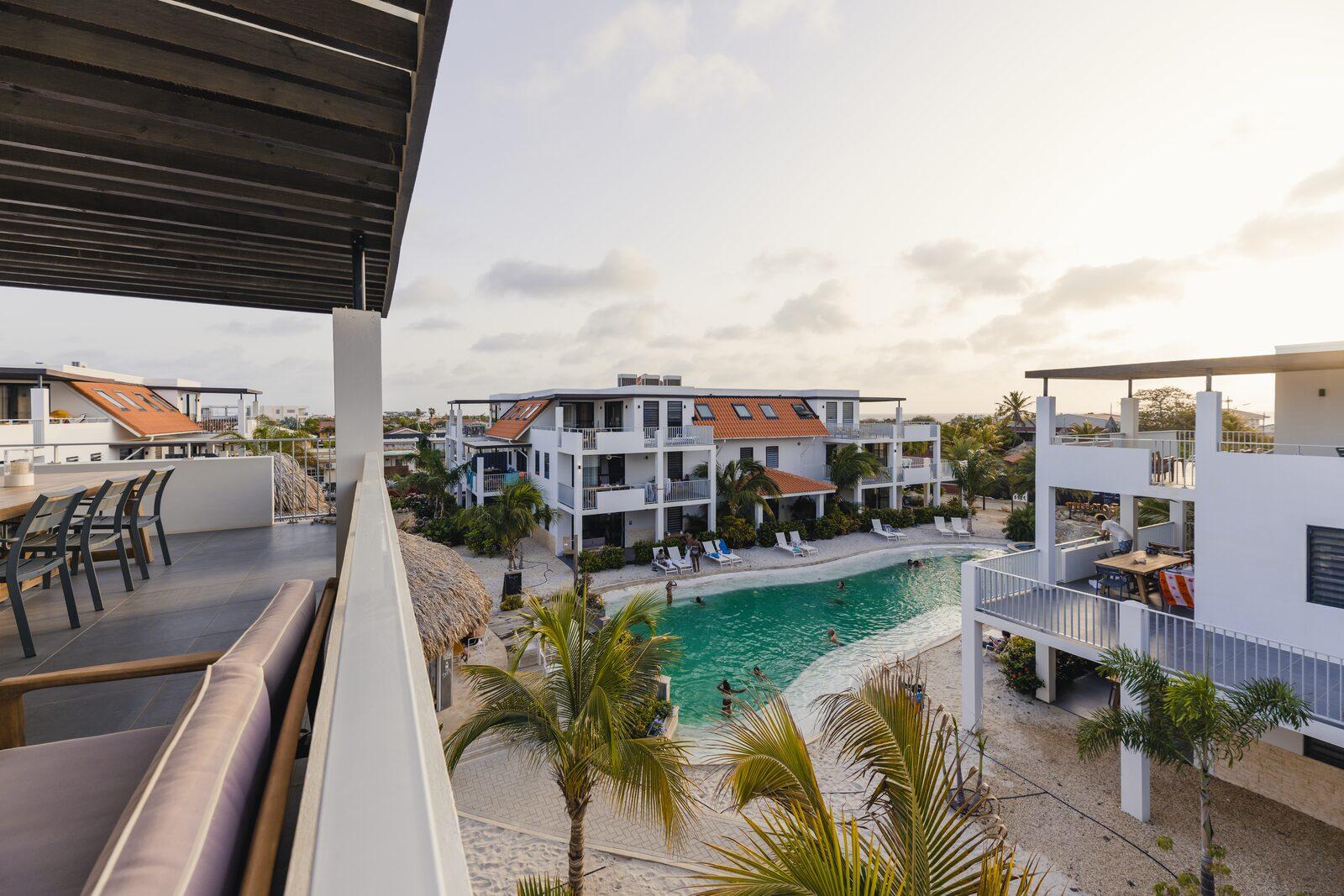 Bonaire apartment