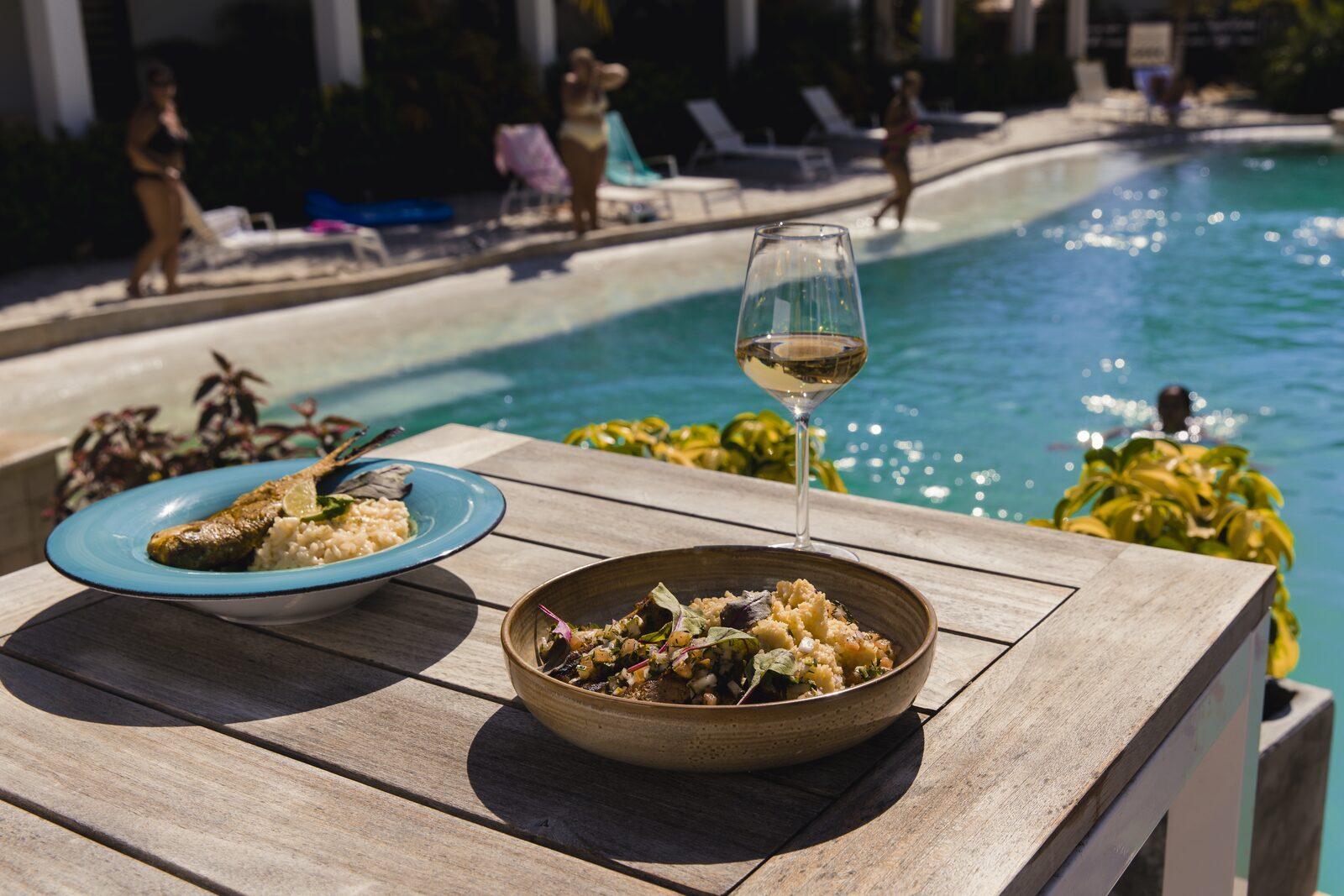 Fête au Resort Bonaire