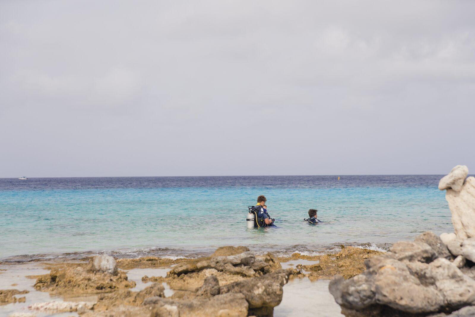 Plongée à Bonaire