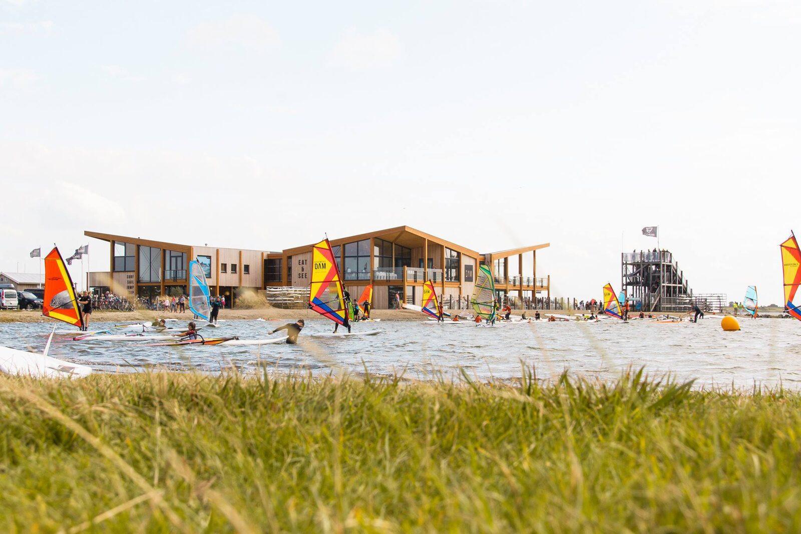 Zeil & Surfcentrum Brouwersdam