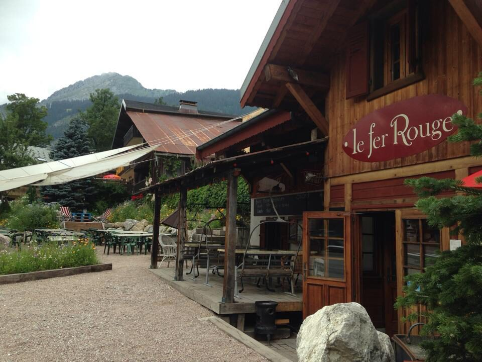 Restaurant Fer Rouge