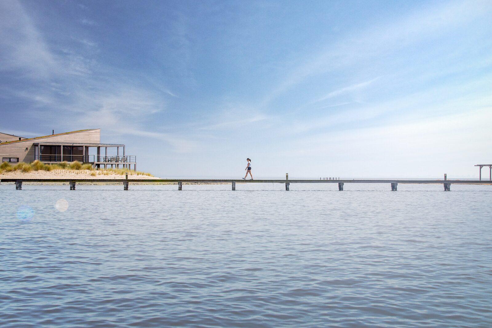 Oasis Punt-West | Pier