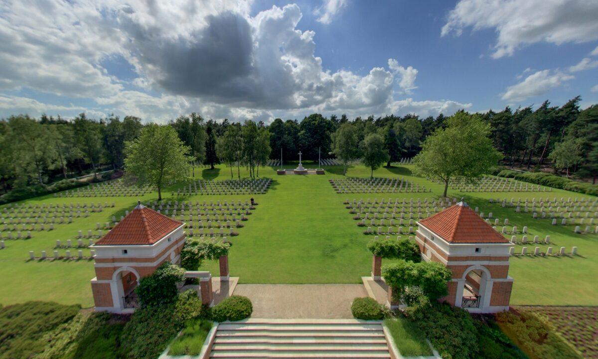 Kanadischer Kriegsfriedhof
