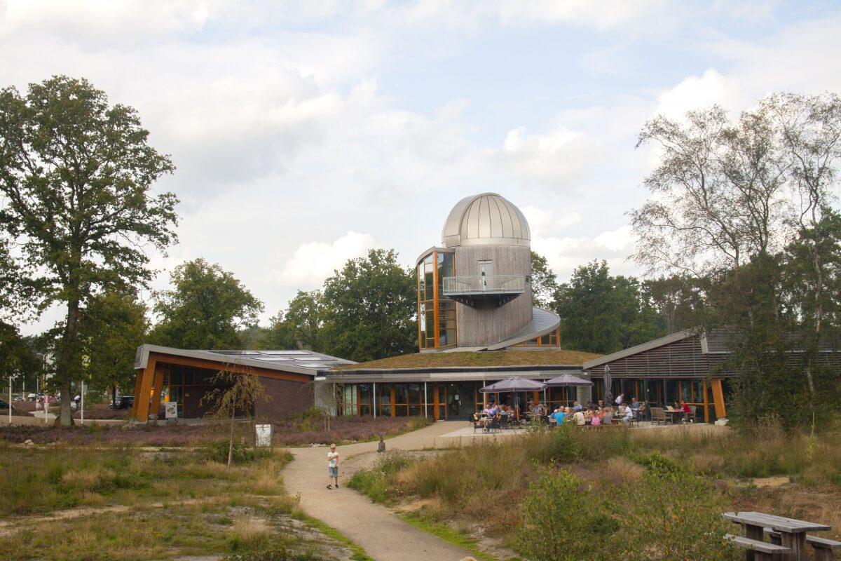 Besucherzentrum De Sallandse Heuvelrug