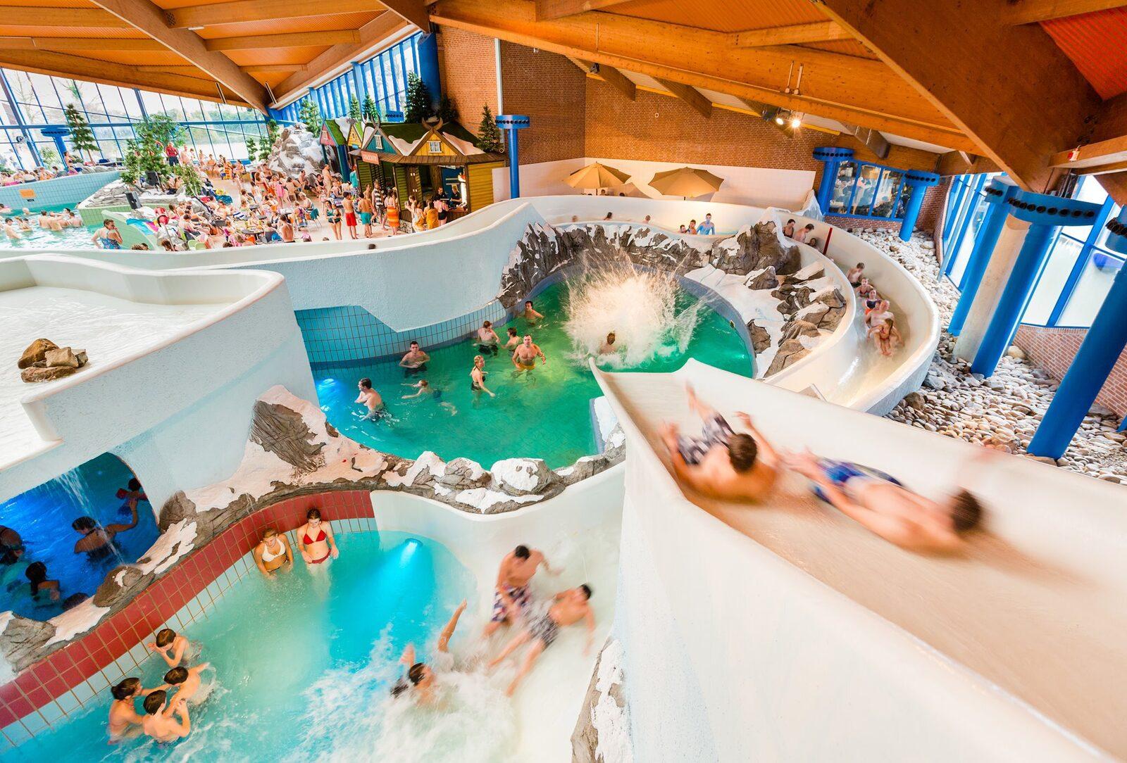Subtropical swimming paradise De Scheg