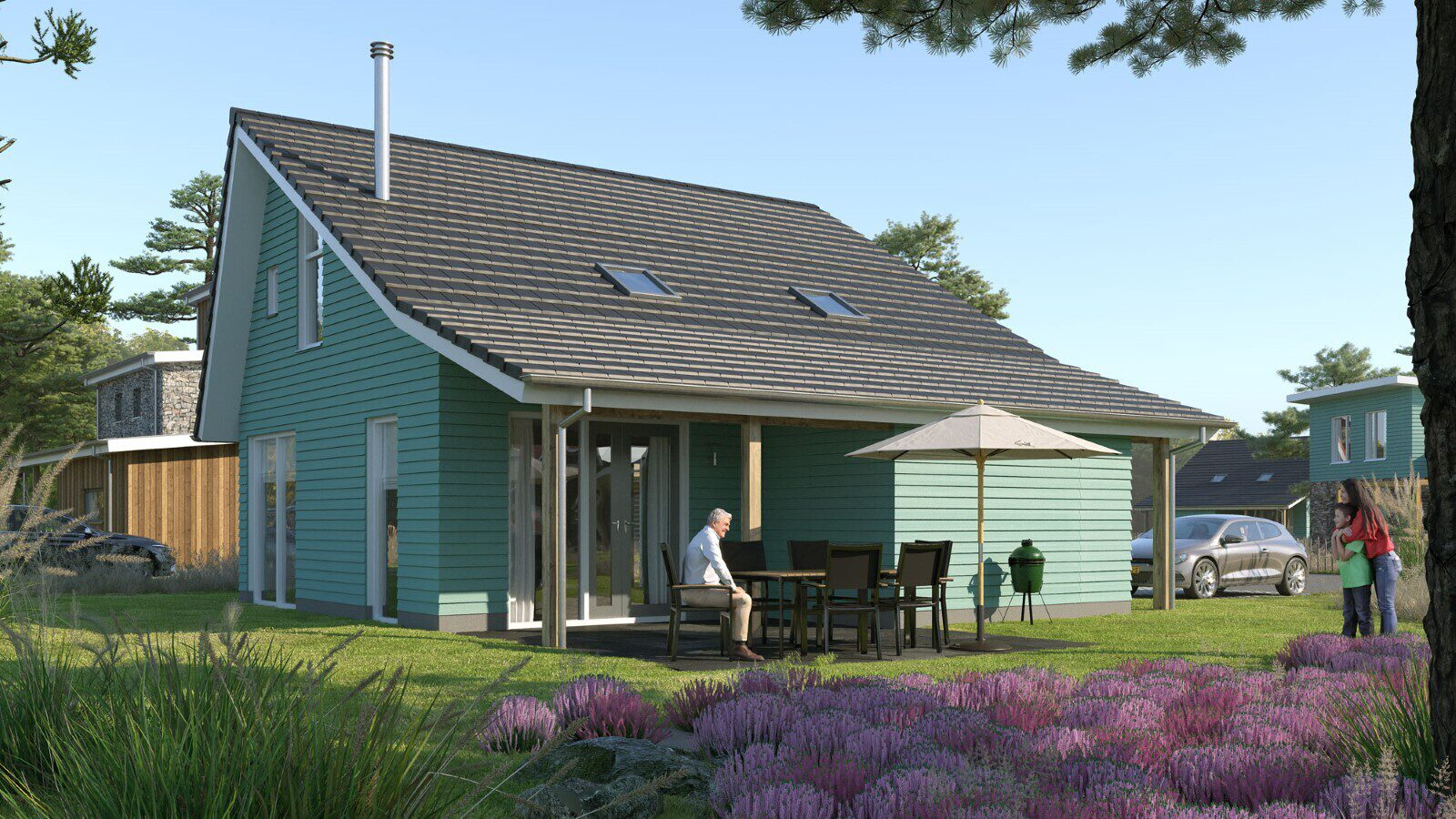 4 good reasons to buy a holiday home