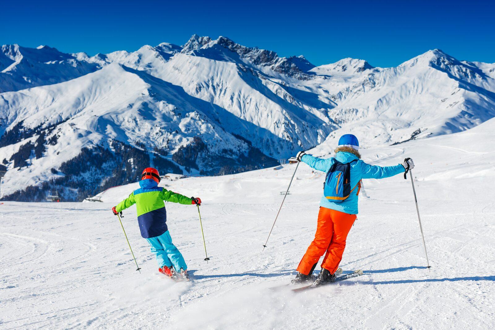 Wintersport Urlaub 2021-2022 in Les Portes du Soleil