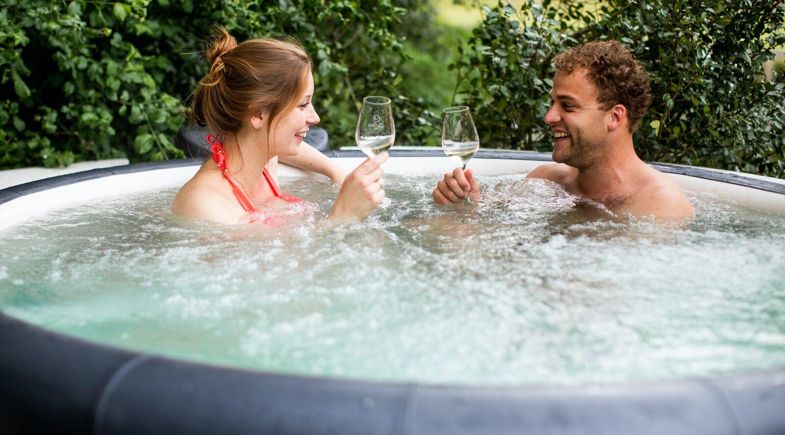 Romantisch vakantiehuisje Nederland
